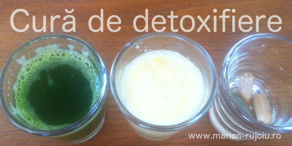 DETOXIFIERE in Romania