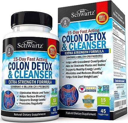 meniu dietetic detox colon