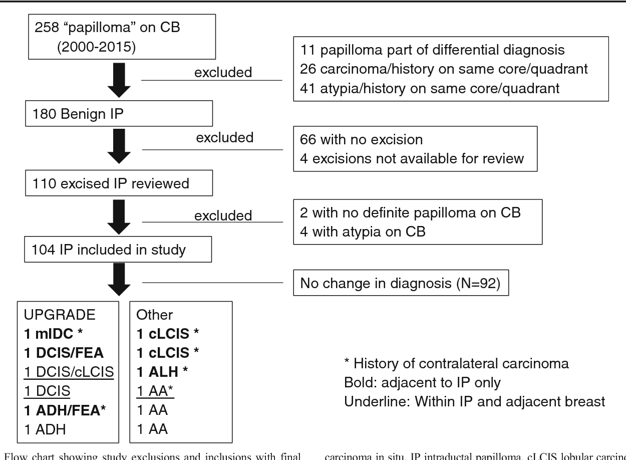 Atypical intraductal papilloma icd 10, Mult mai mult decât documente.