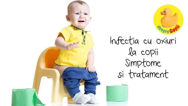 primele simptome ale viermilor la un copil)