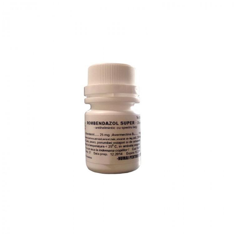antihelmintic pentru o persoană largă