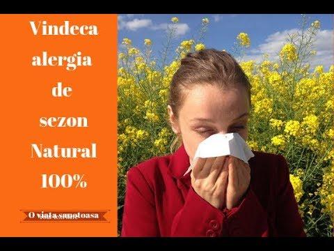 viermi și reacții alergice