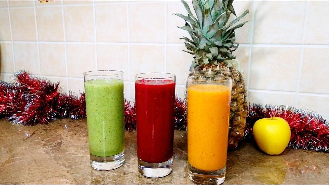 3 rețete de smoothie pentru detoxifiere numai bune de încercat acasă