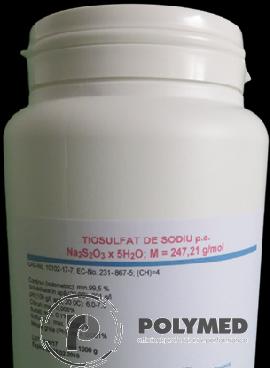 Curățarea puternică a ficatului cu tiosulfat de sodiu