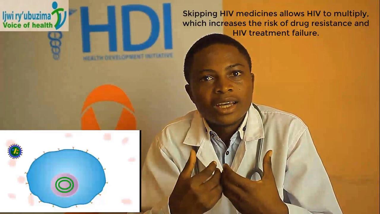 virusi ya sida)