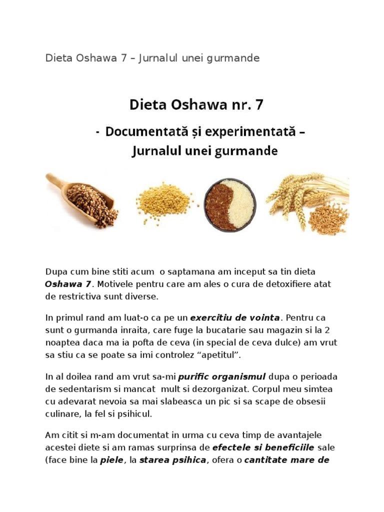 detoxifierea cu oshawa)