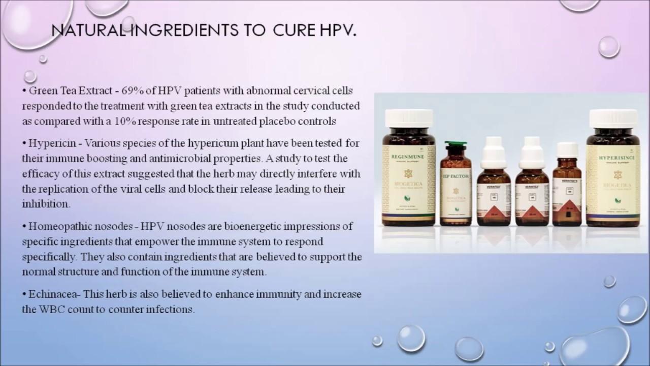 human papillomavirus treatment in ayurveda)