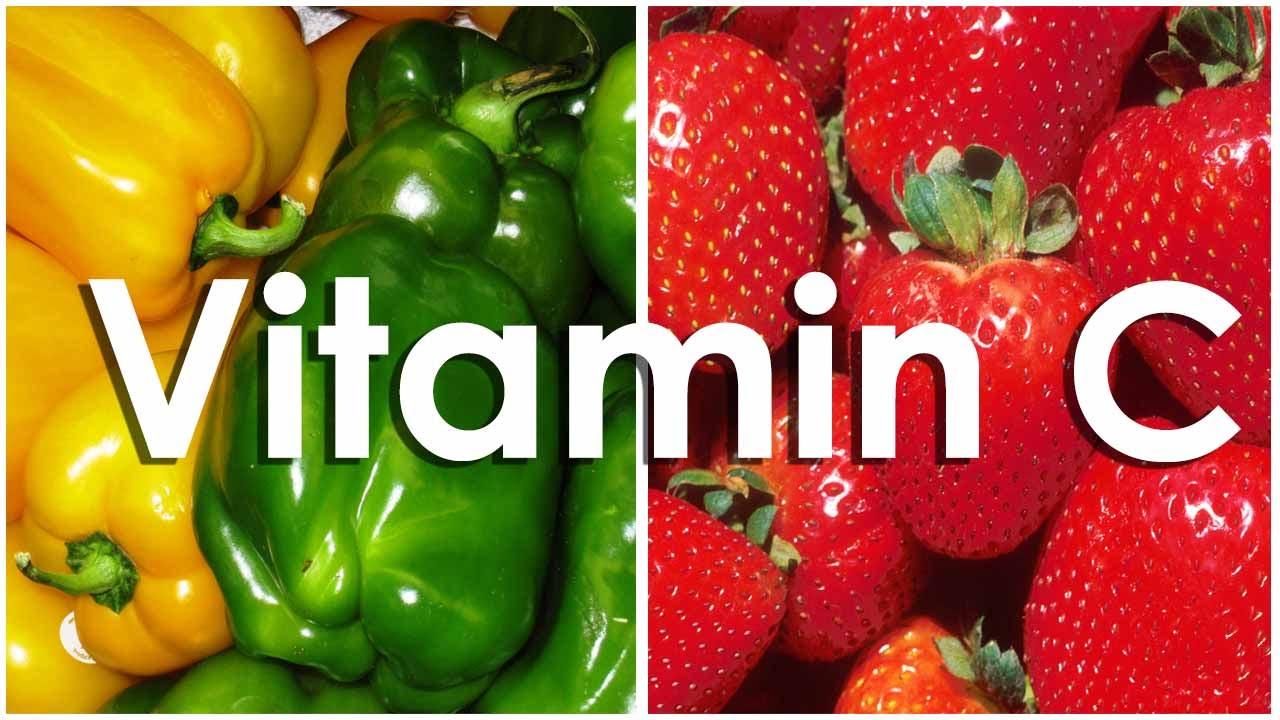 vitamina c anemie)