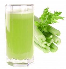 detoxifiere cu suc de telina)
