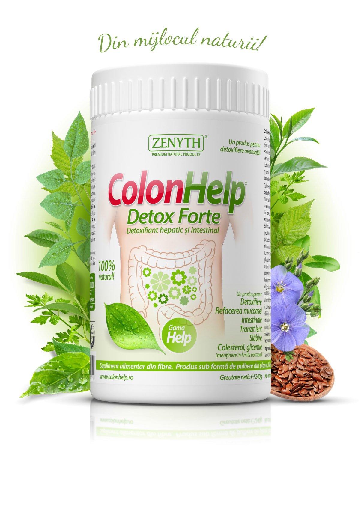 detoxifierea colonului hepatic cum se reduce papilomul pe gât
