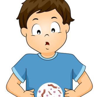 tratament helmint la copii