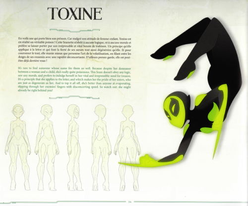 toxine parazite
