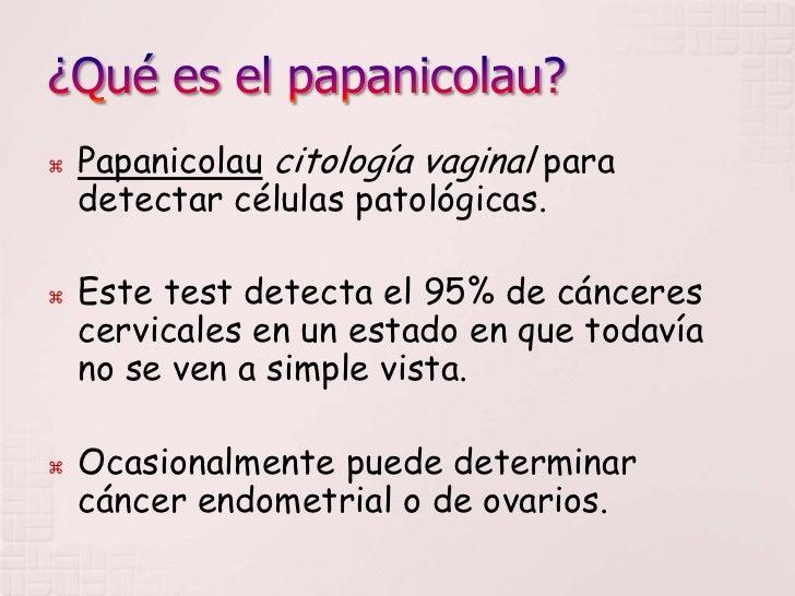 cancer endometrial que es)