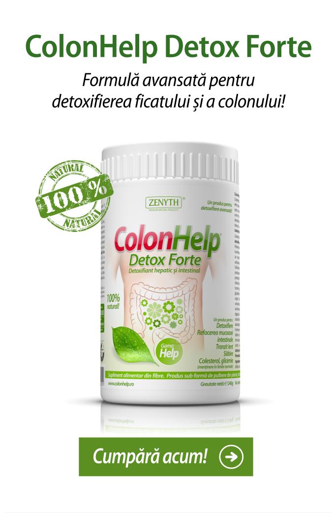 detoxifierea colonului hepatic papilloma al seno c3