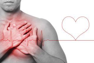 semne de atac de cord)