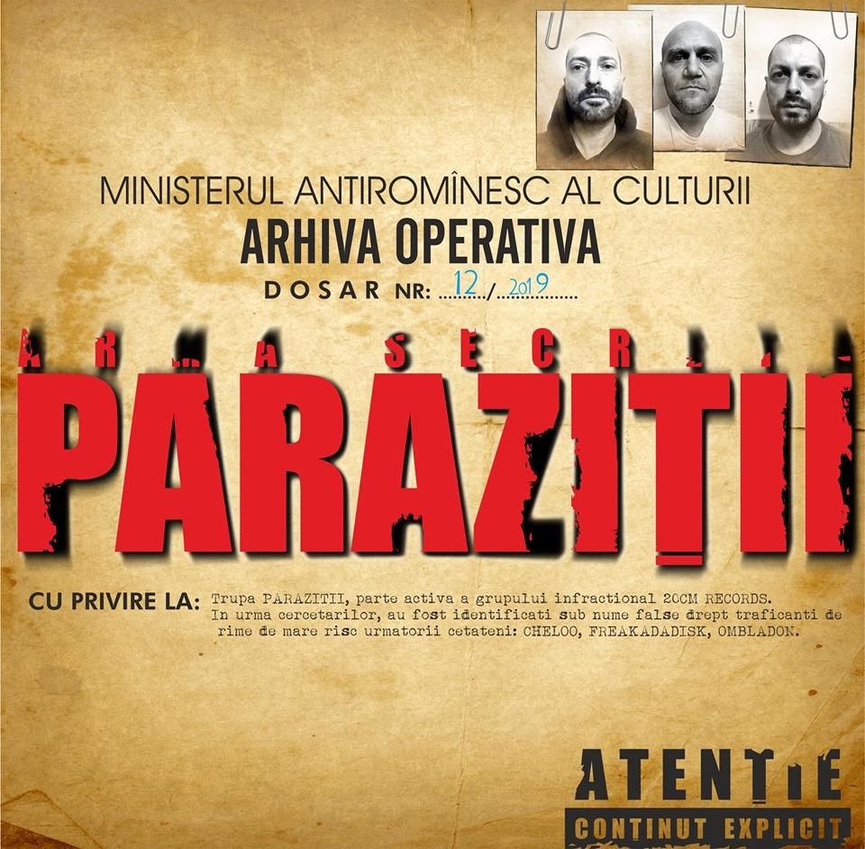 paraziți thriller)