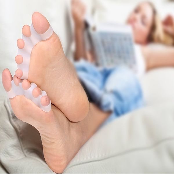 peeling între tratamentul degetelor de la picioare)