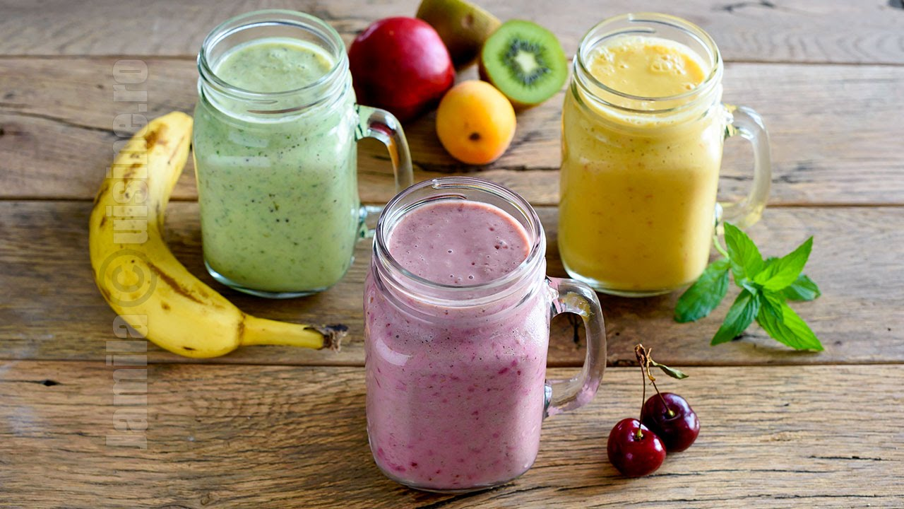 detoxifiere cu smoothie