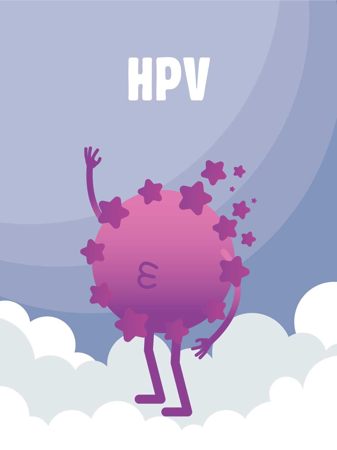 Guerir le papillomavirus chez lhomme.