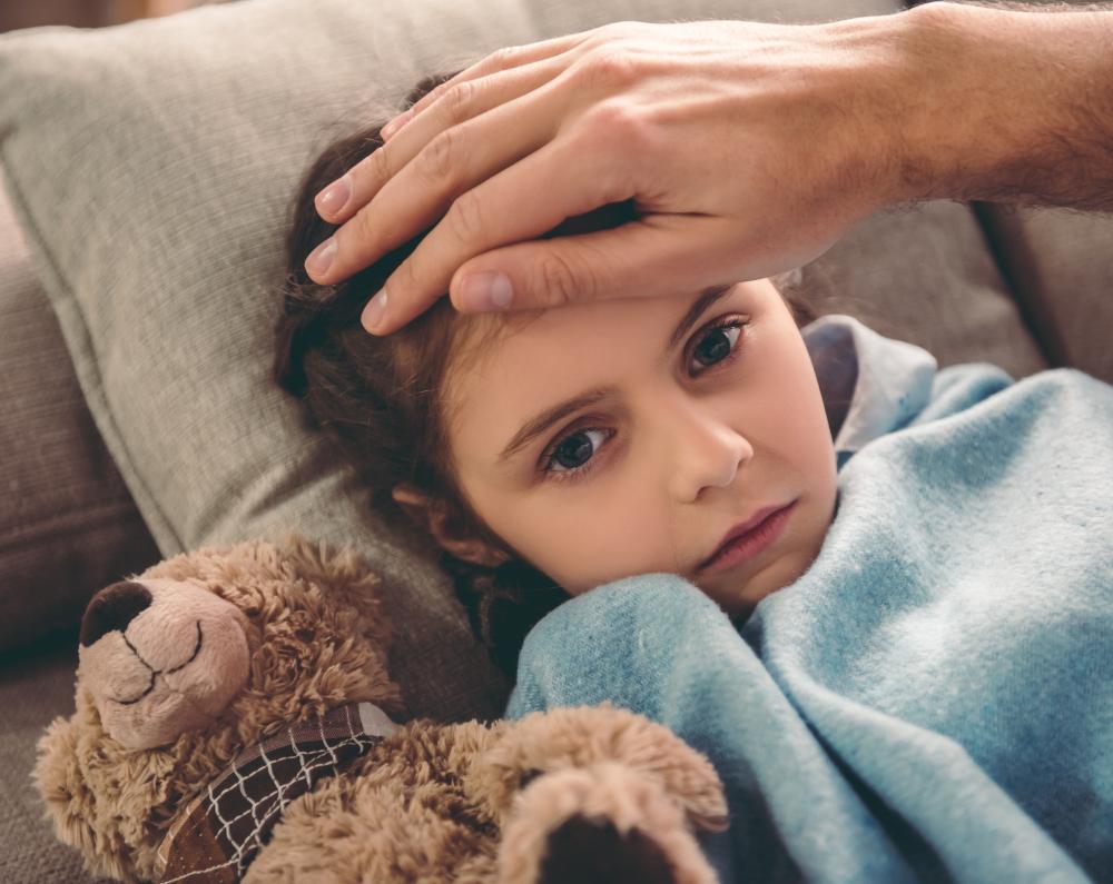 Boala Kawasaki: cauze, simptome si tratament