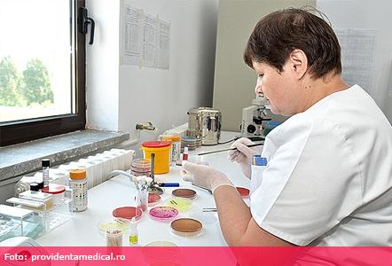 laborator pentru boli parazitare