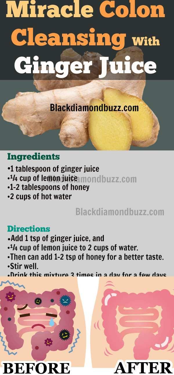 natural colon detox drink)