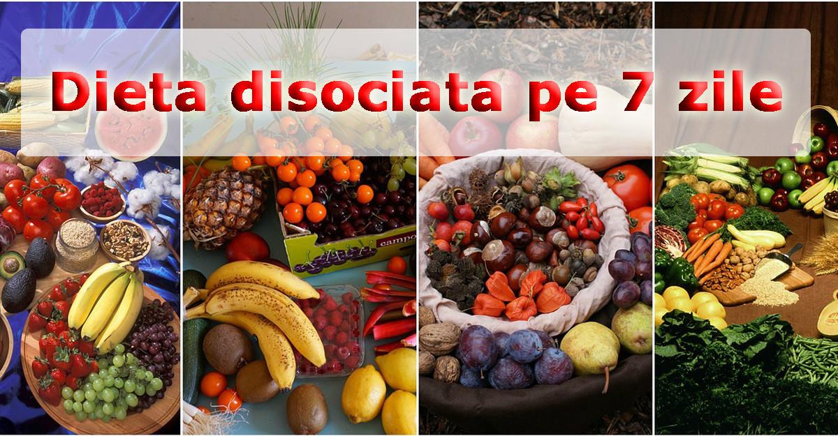 Regim de detoxifiere si slabire, Dieta detox de 7 zile. Slăbești 7 kilograme și scapi de toxine