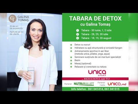 detoxifierea organismului galina tomas)