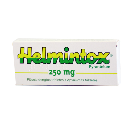 does helmintox work