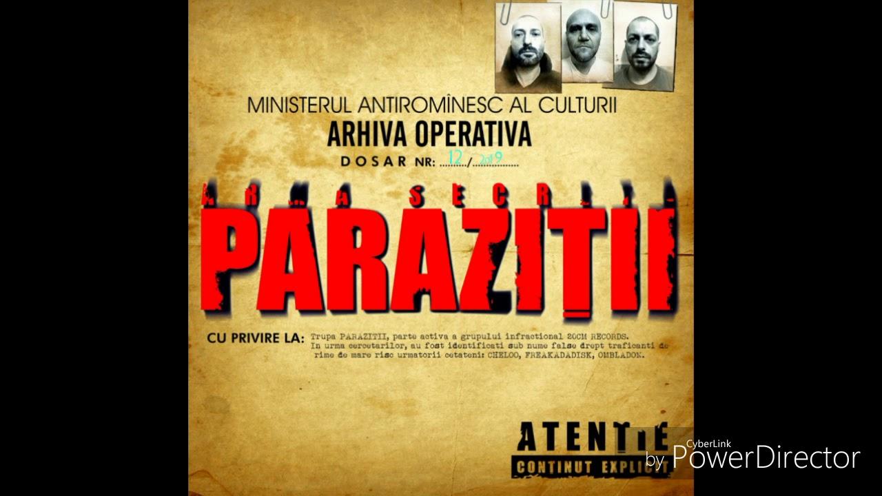parazitii antimilitie neversea)