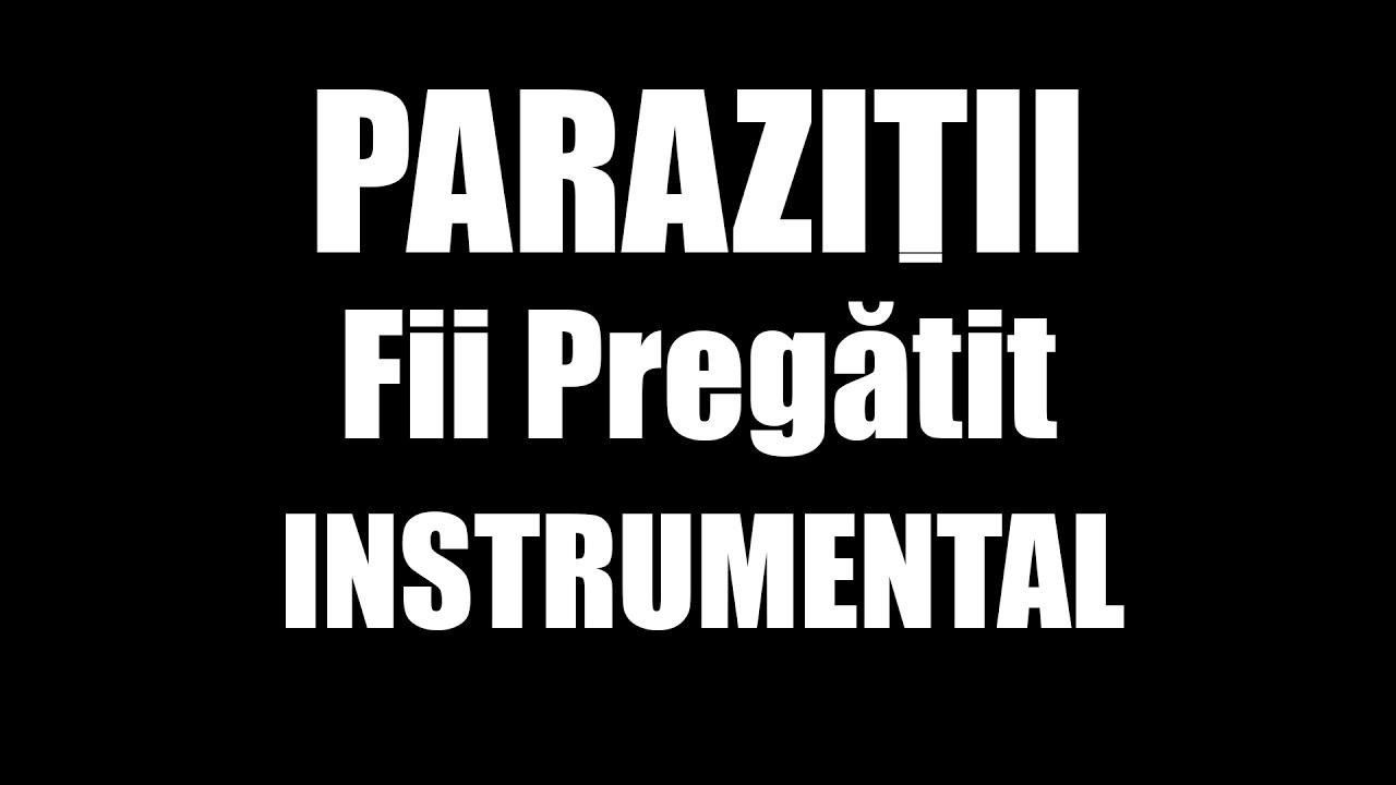 parazitii instrumental copilul se agită