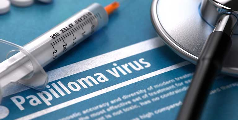 Hpv high risk other detected, Case Report
