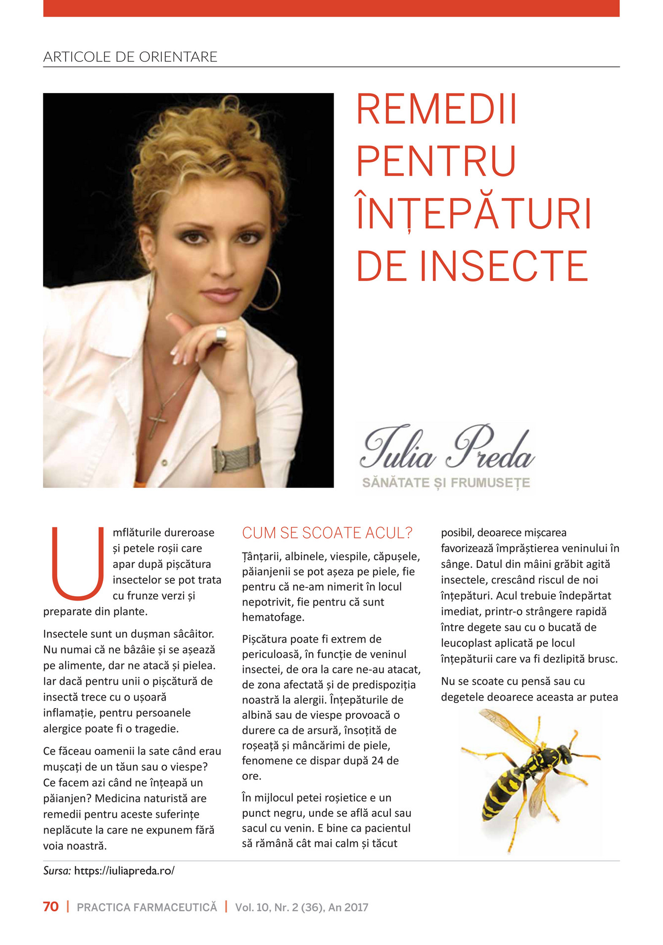 insectele pot fi mitol