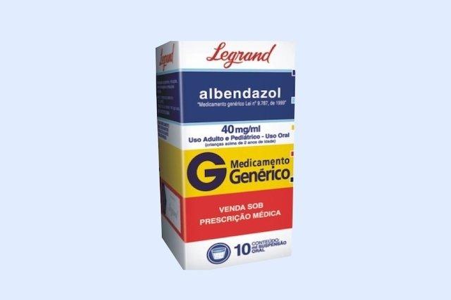 verme giardiase medicamento