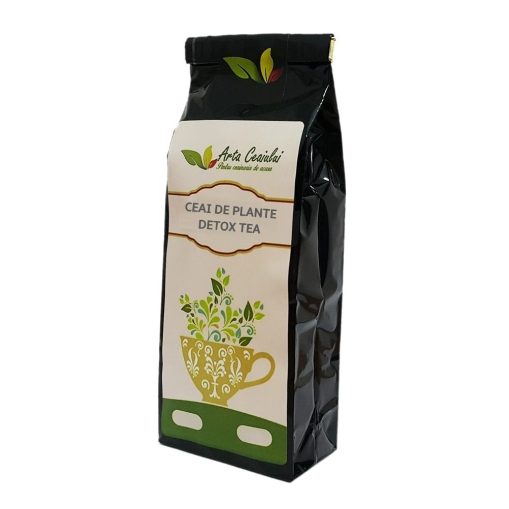6 ceaiuri pentru detoxifierea naturală a organismului