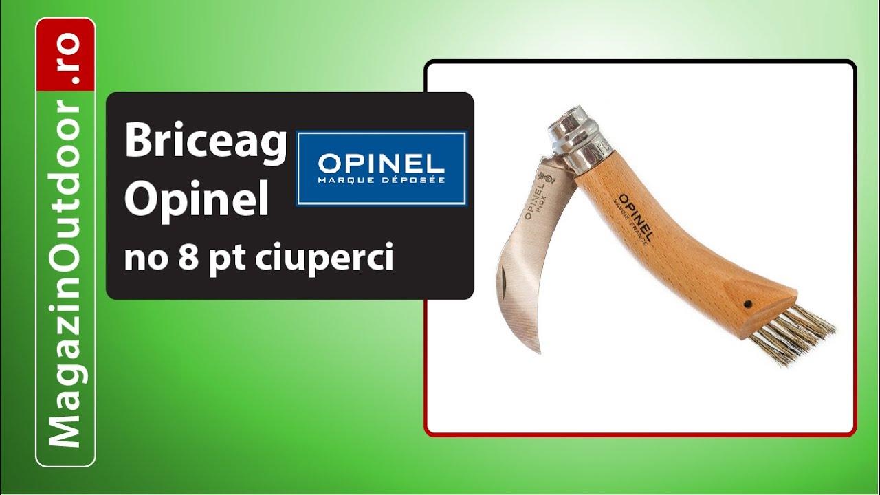 opinel 8 ciuperci)