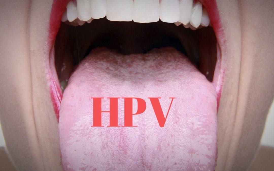 papilloma virus sintomi bocca