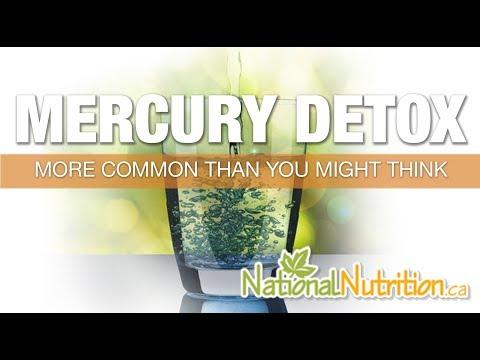 detoxifiere mercur