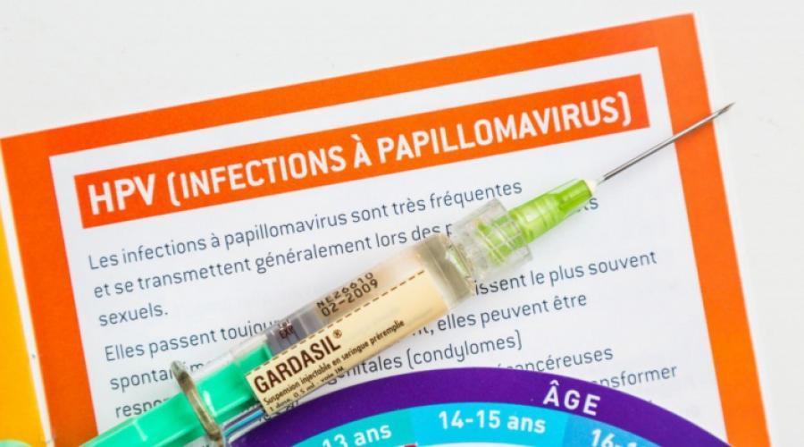 vaccinul papilomavirus uman
