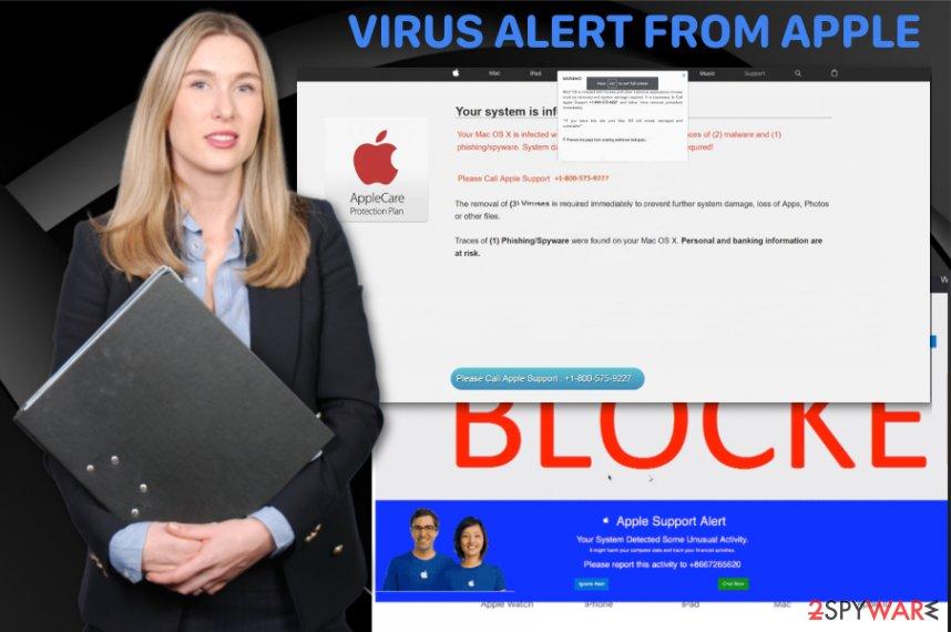 virusi apple)