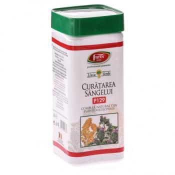 Ceai Curatarea sangelui - Fares, 20 doze (Detoxifiere) - info-tecuci.ro