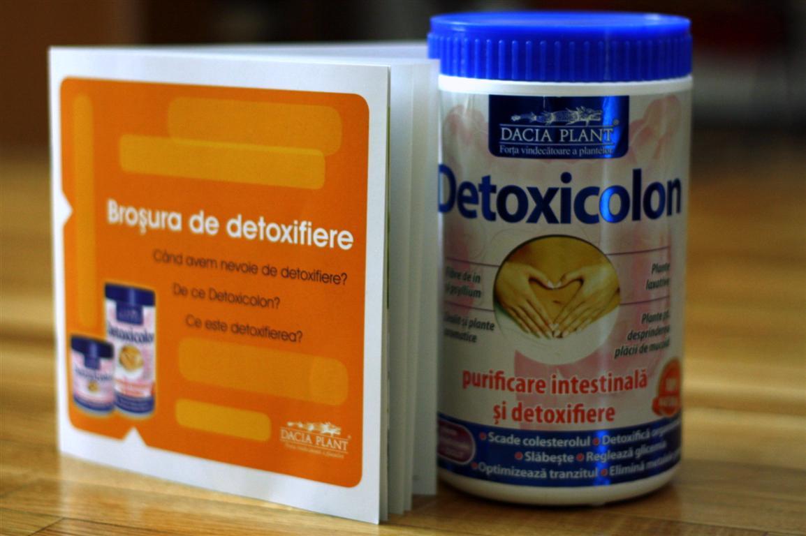 detoxifierea intestinului de colon
