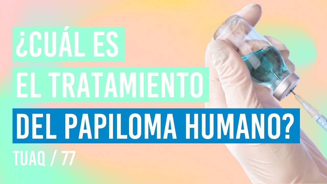 papilomavirus tratamiento