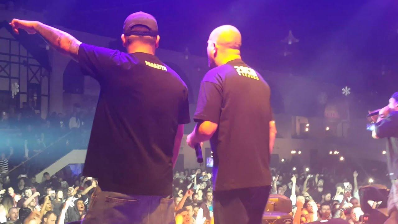 Concert Paraziţii la Berăria H din Bucureşti