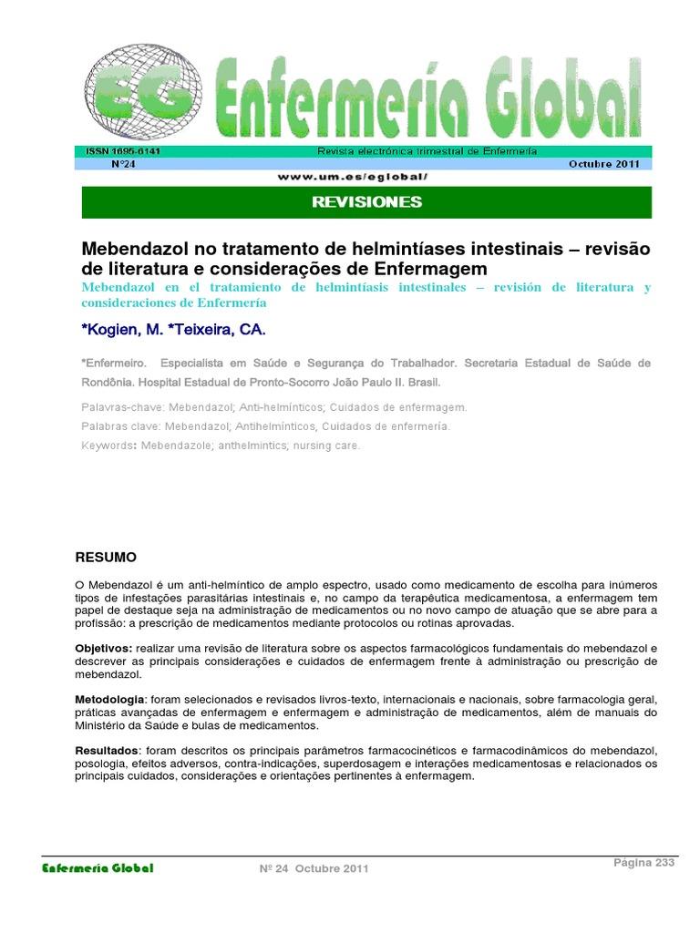 Clinica de tratament a viermilor umani - Tratament pentru helmintiază adultă