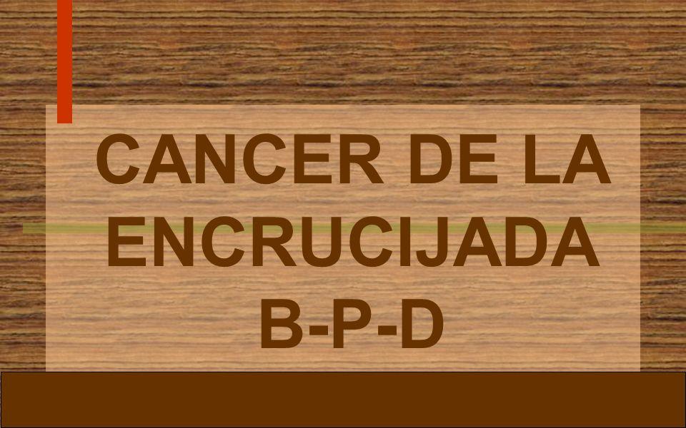 cancer encrucijada biliar)