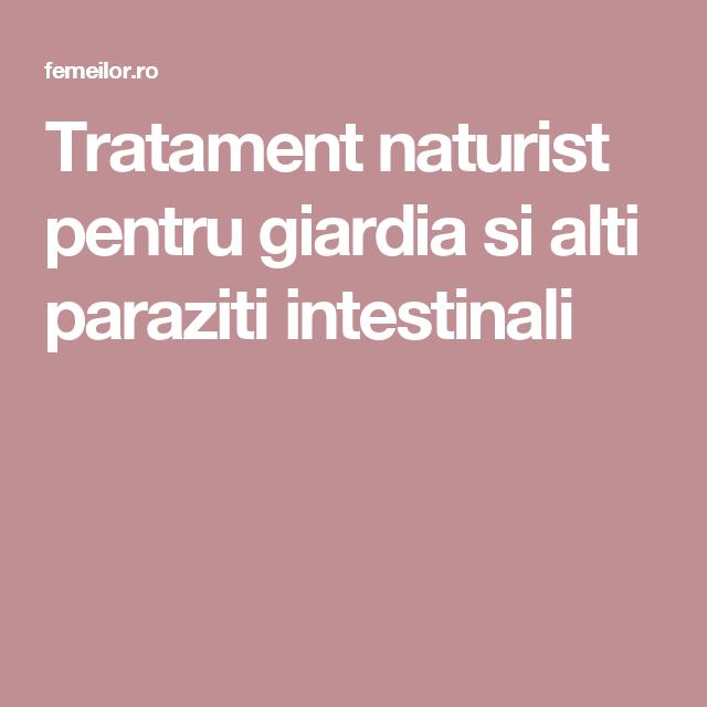 tratamentul cancerului parazit)