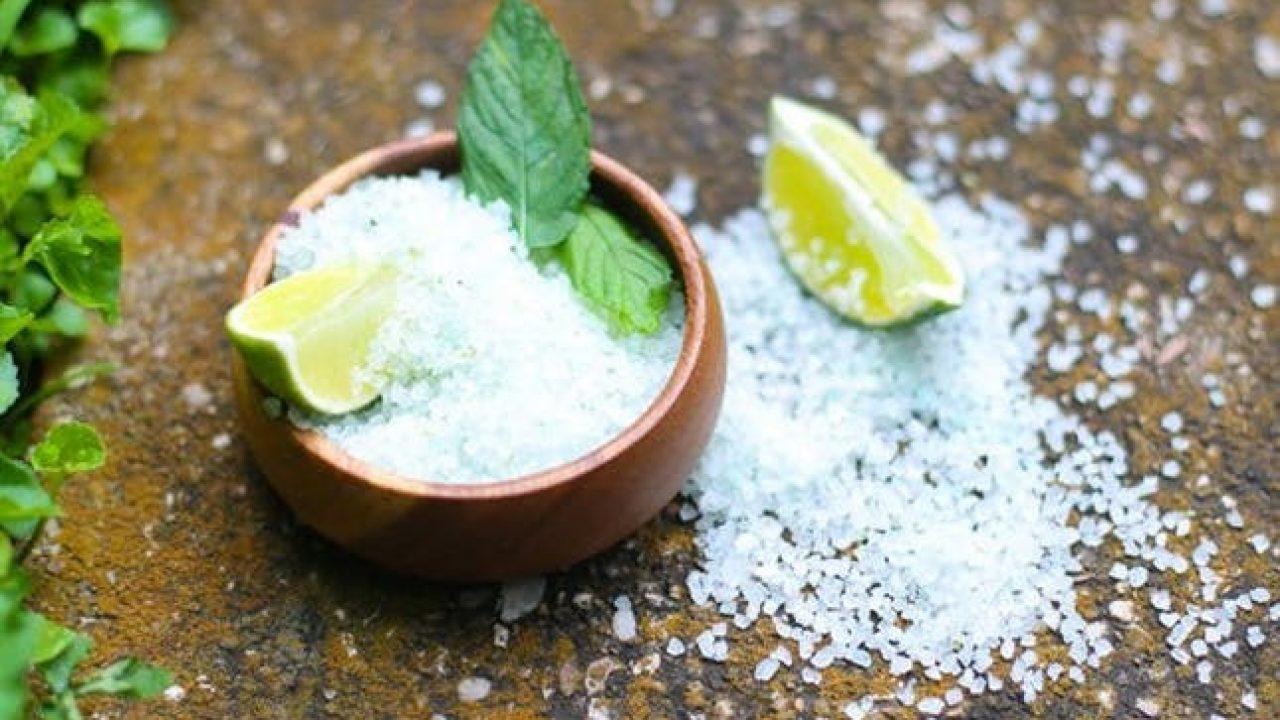 cura de slabire cu sare amara