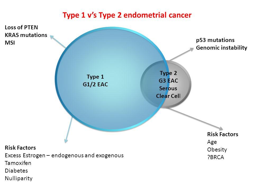 Endometrial cancer kras.