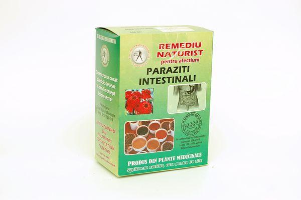 tratament pentru eliminarea parazitilor